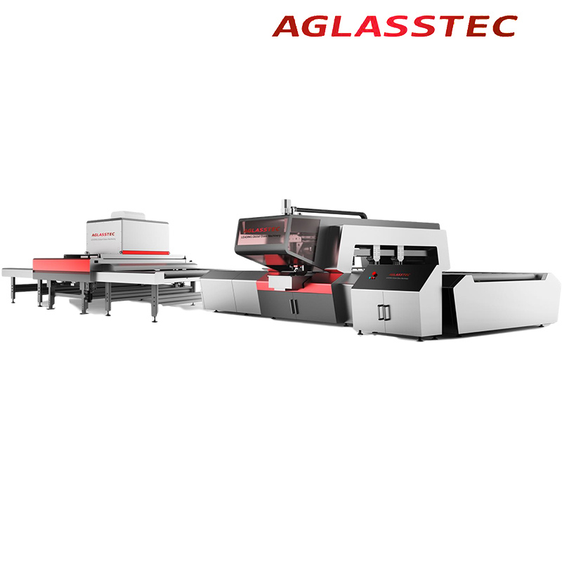 Glass Roller Seaming Machine